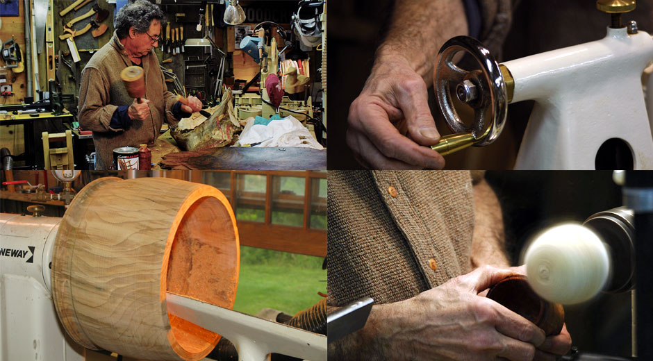 Wood Turning Services